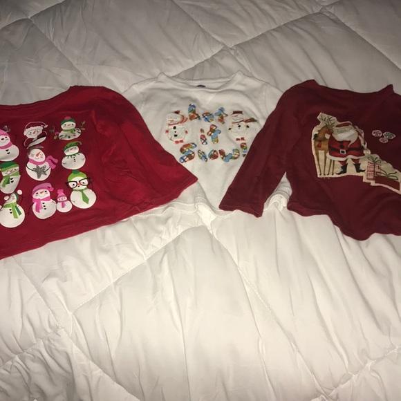 Other - Christmas Shirt Bundle ❤️5 for $25❤️